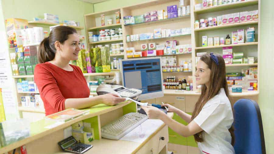 retail pharmacy software system